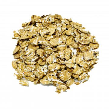 Copos de trigo integral
