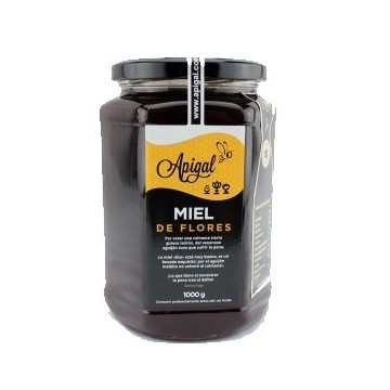 Miel de flores 1kg