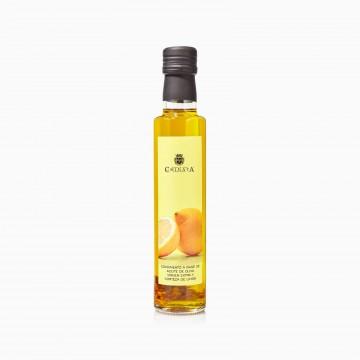 Condimento de AOVE y limón