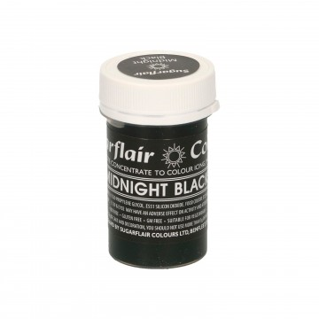 Colorante negro Sugarflair