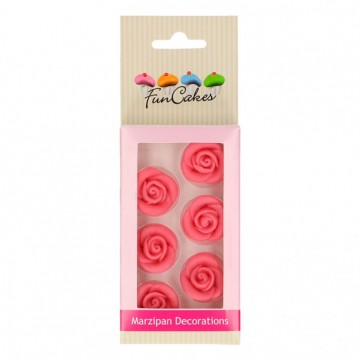 Rosas de Mazapán rosas
