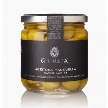 Aceituna Manzanilla sabor...
